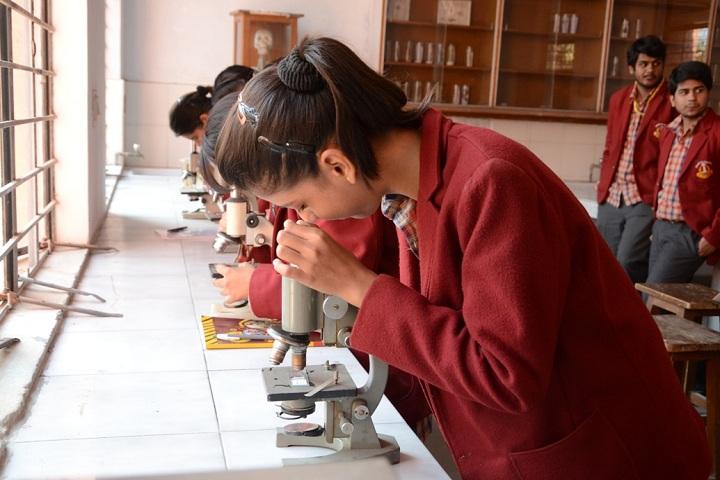 D A V Public School-Biology lab