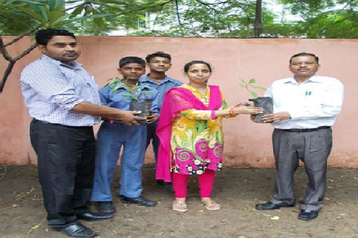 Diwan Chand Arya Senior Secondary School-Tree Plantation