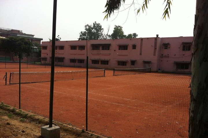 Diwan Chand Arya Senior Secondary School- Play-Area