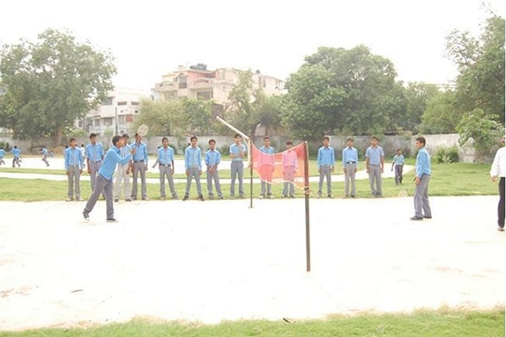 D C M Boys Senior Secondary School-Badminton Court