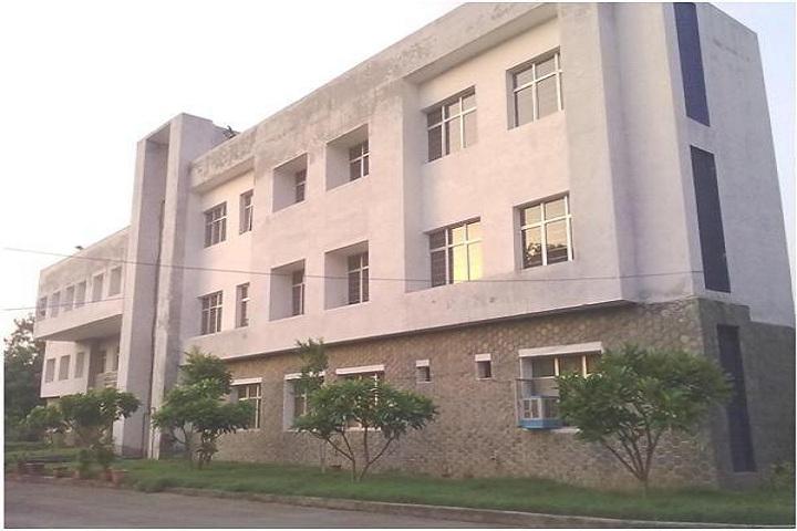 D C M Boys Senior Secondary School-Building 2