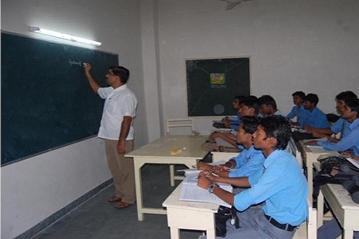 D C M Boys Senior Secondary School-Classroom