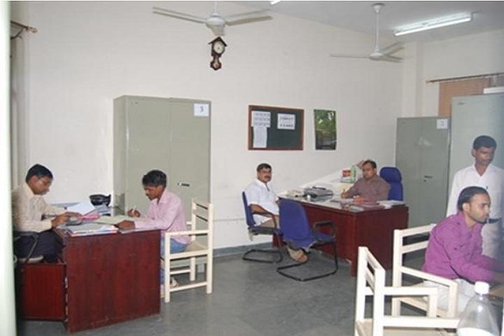 D C M Boys Senior Secondary School-Office