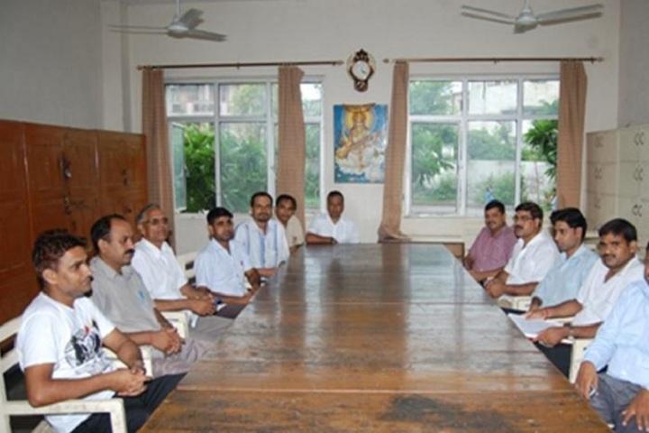 D C M Boys Senior Secondary School-Staff Room