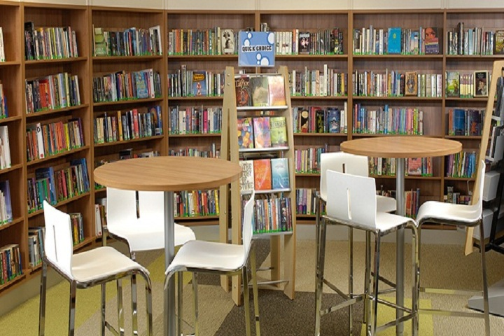 D S Memorial Public Senior Secondary School- Library