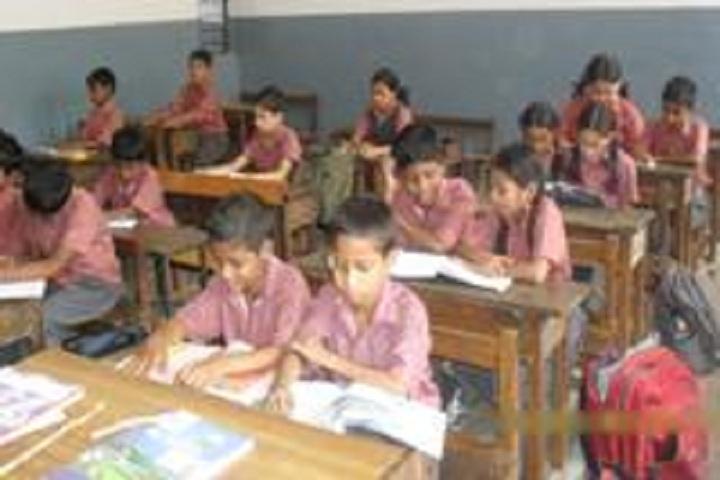 D T E A Senior Secondary School-Classroom