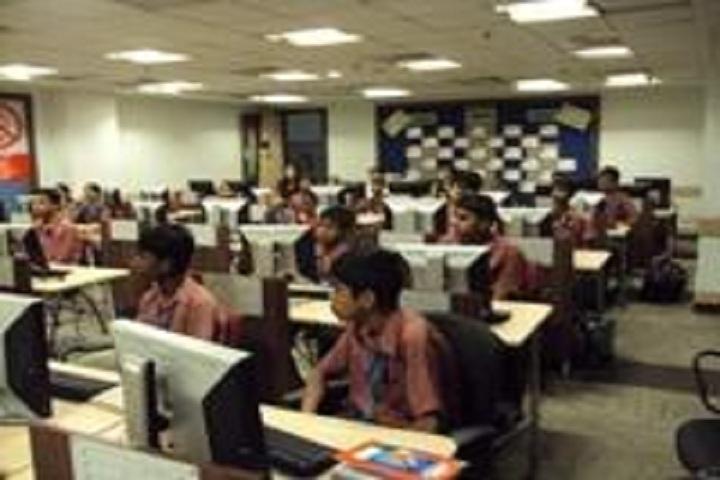D T E A Senior Secondary School-IT lab