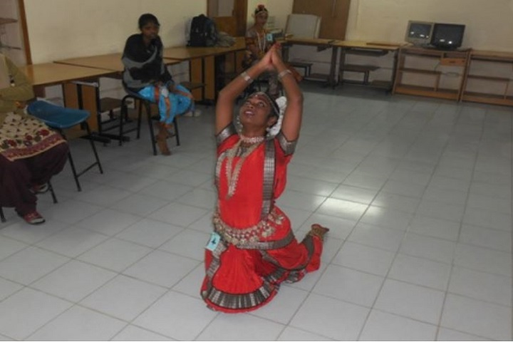 D T E A Senior Secondary School-Classicial Dance Performance
