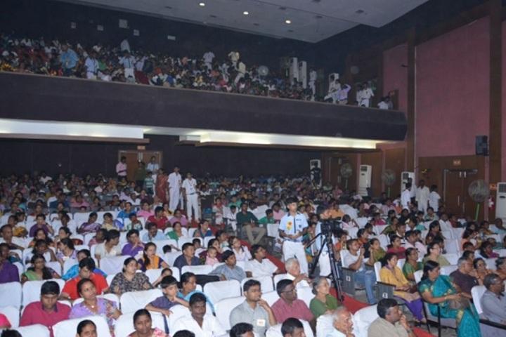 D T E A Senior Secondary School-Auditorium