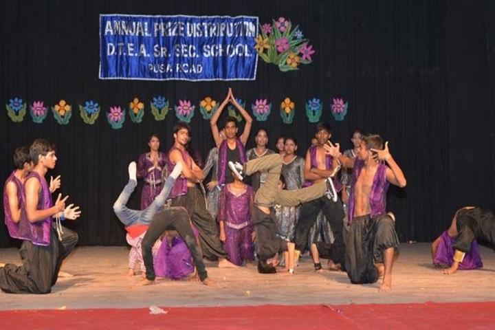 D T E A Senior Secondary School-Events