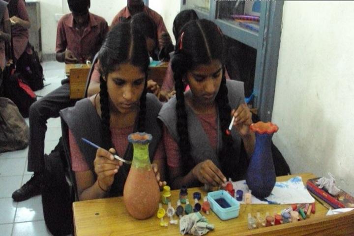 D T E A Senior Secondary School-Arts Class