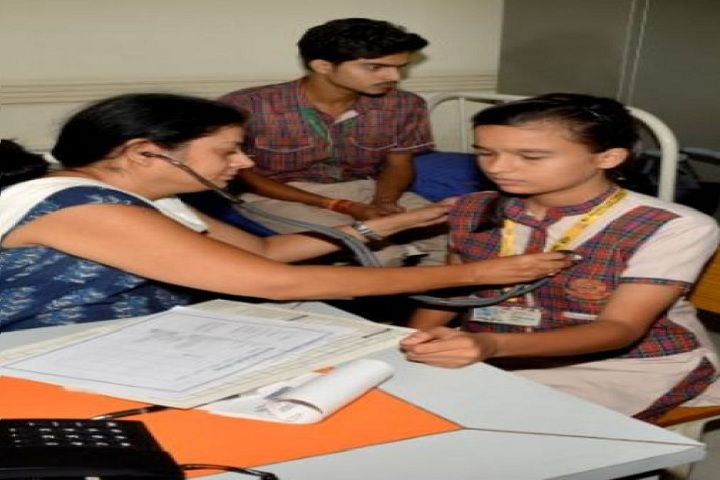 M L Khanna DAV Public School-Medical Facility