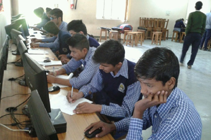 DAV Centenary Public School-IT Lab