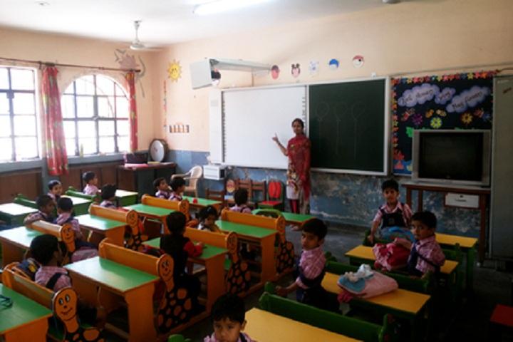 DAV Centenary Public School-Kindergarten Classroom