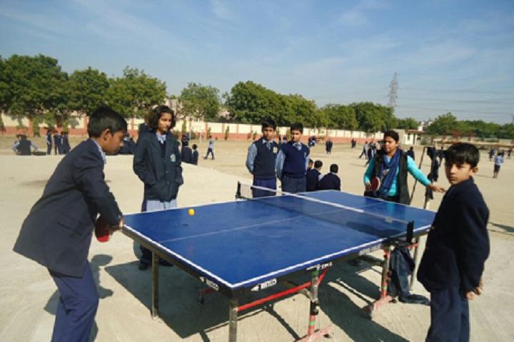 DAV Centenary Public School-Table Tennis