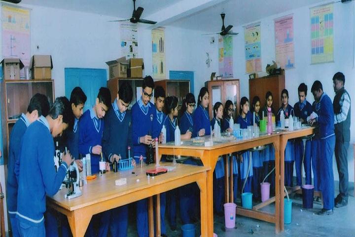 Daffodil Public School-Chemistry Lab