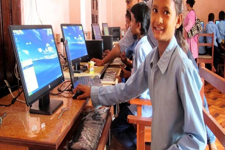 Daffodil Public School-Computer Lab