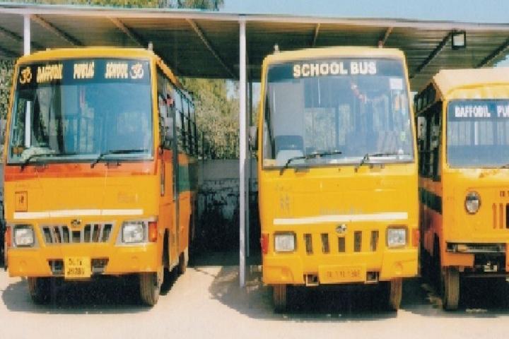 Daffodil Public School-Transport