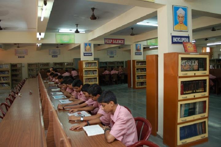 Darbari Lal DAV Model Senior Secondary School-Library