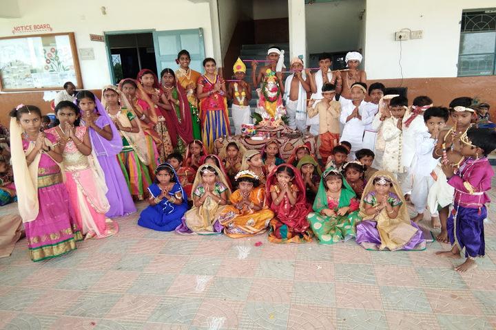 M J R Vidya English Medium High School-Event