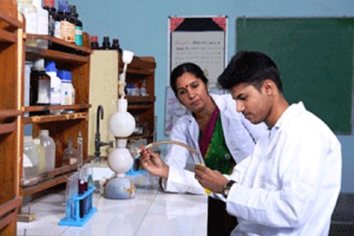 Decent Public School-Chemistry-Lab