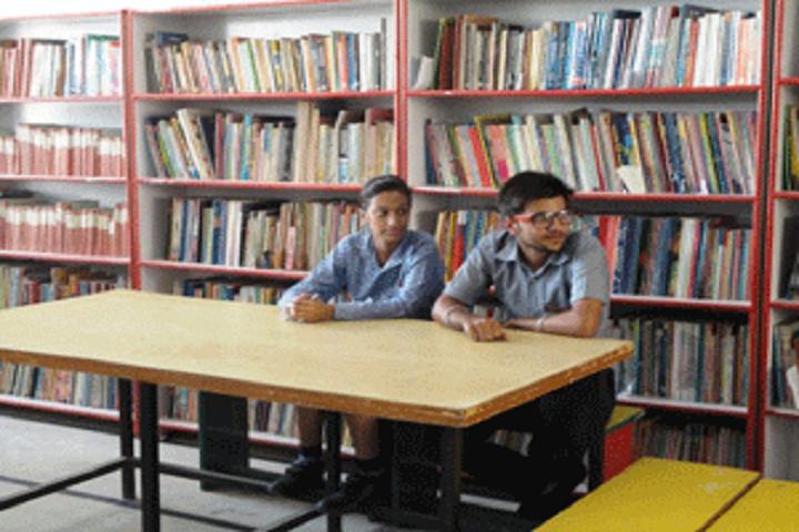 Decent Public School-Library