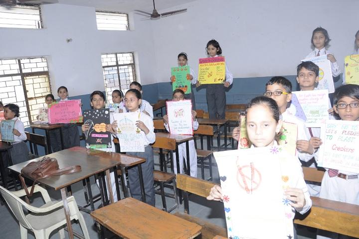 Deepanshu Public School-Activities