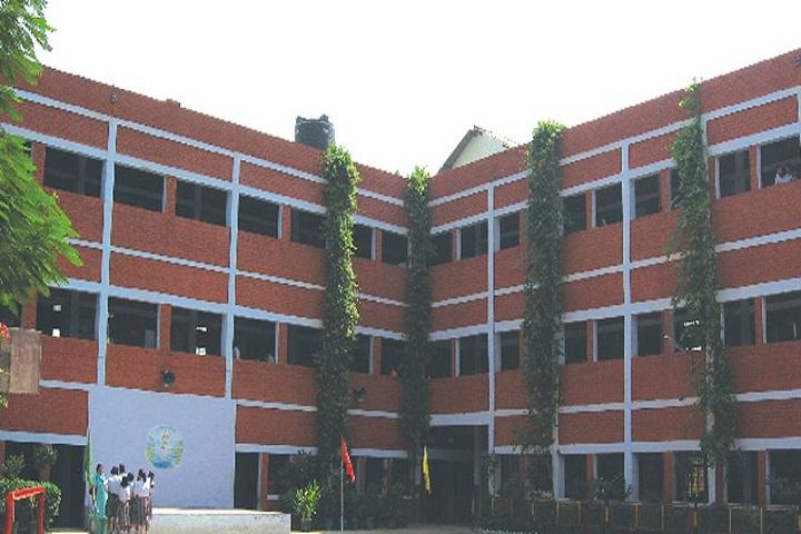 Deepanshu Public School-Campus