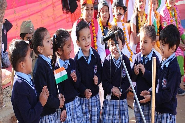 Deepanshu Public School-Celebrations