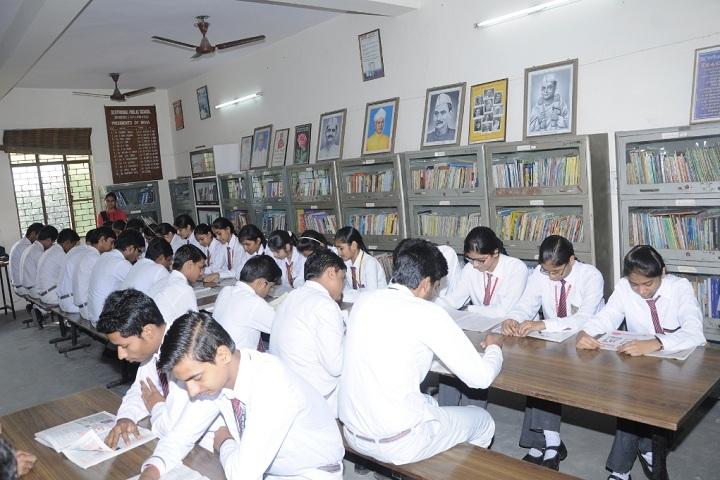 Deepanshu Public School-Library