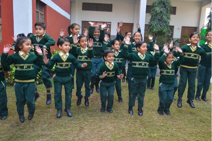 Deepanshu Public School-Kids area
