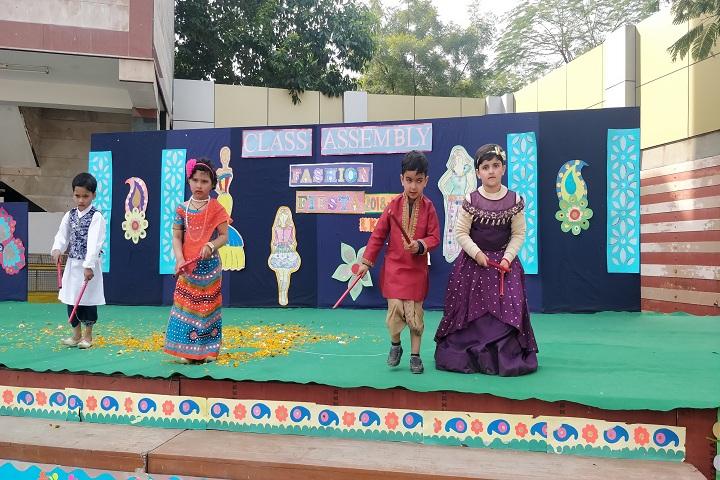 Delhi Heritage School- Events 1