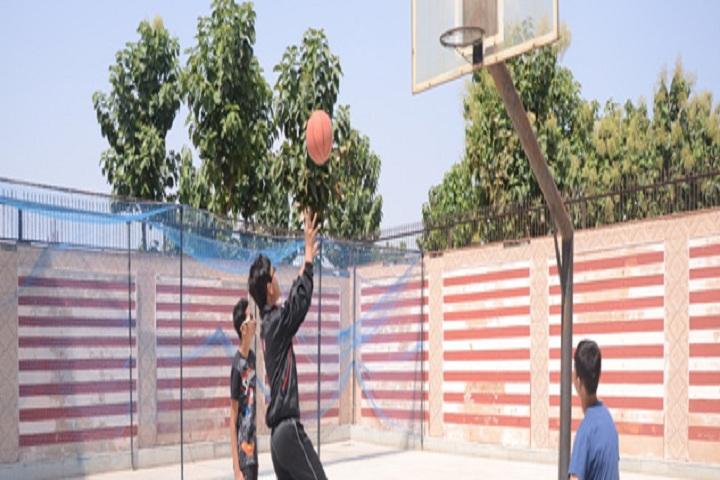 Delhi Heritage School- Playground