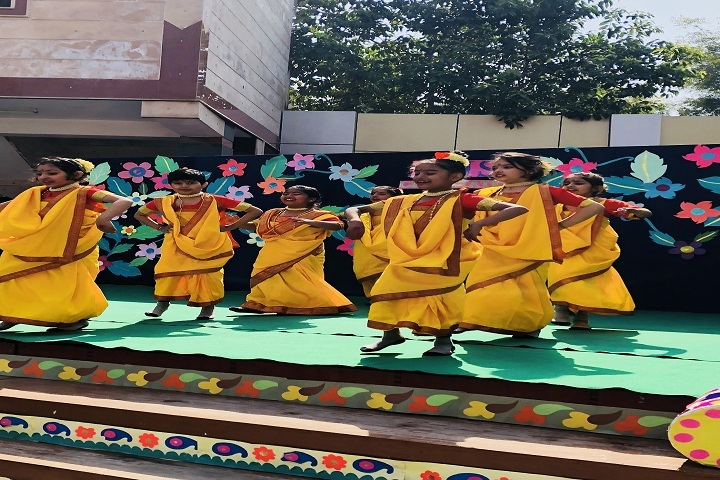 Delhi Heritage School- Events 2