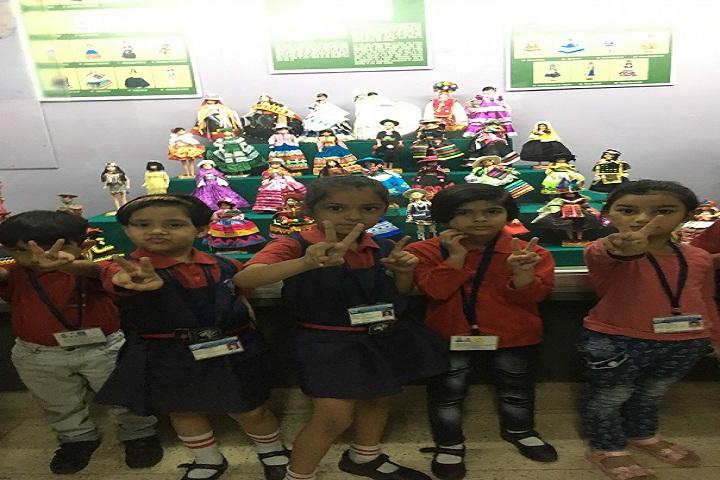 Delhi Heritage School- Activities 2