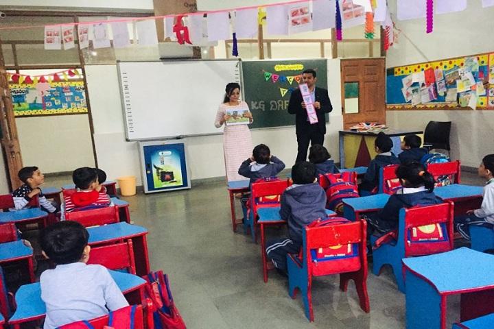 Delhi International School- Classroom
