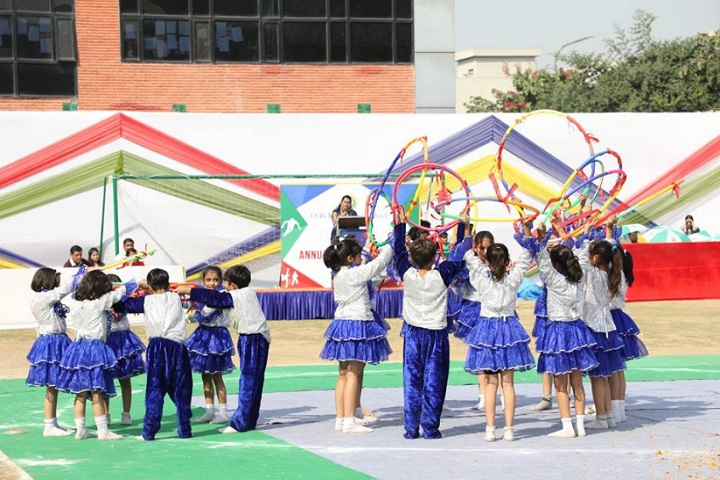Delhi International School- Sports