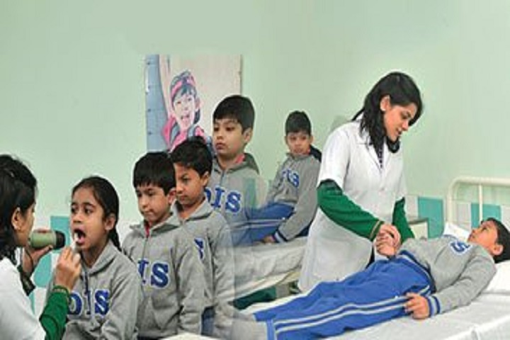 Delhi International School-Medical