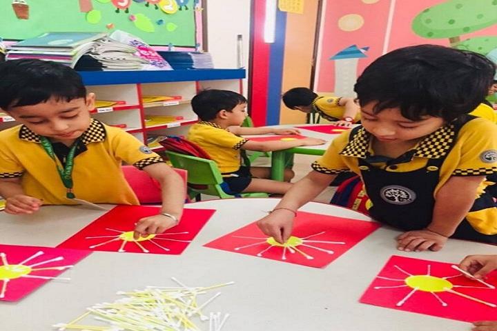 Delhi International School- Activities