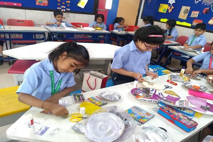 Delhi International School-Activities