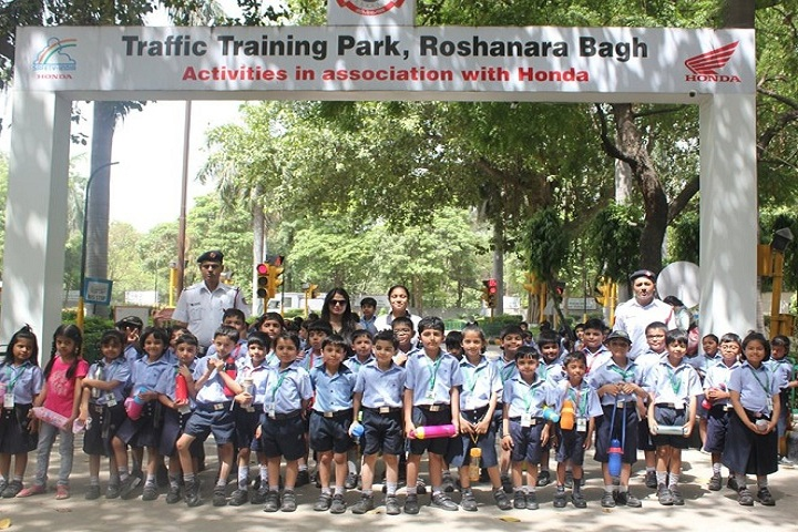 Delhi International School-Field Trip