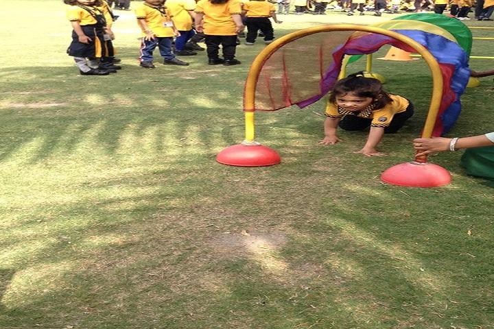Delhi International School-Junior Sports