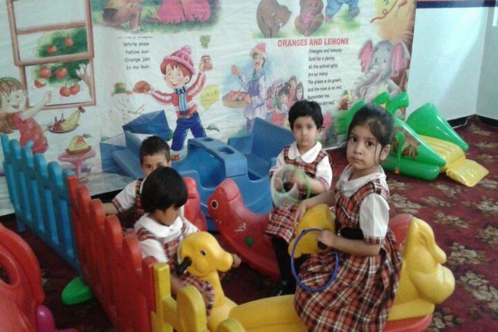 Madina Public School-Kids Room