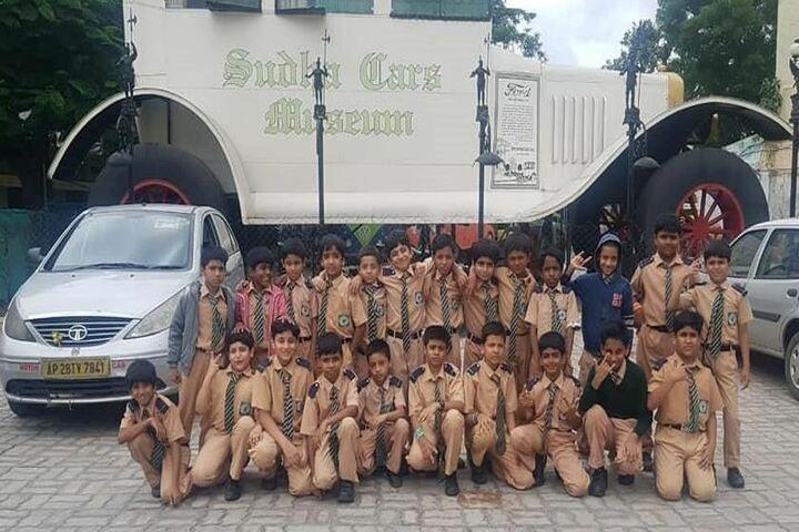 Madina Public School-School Trip