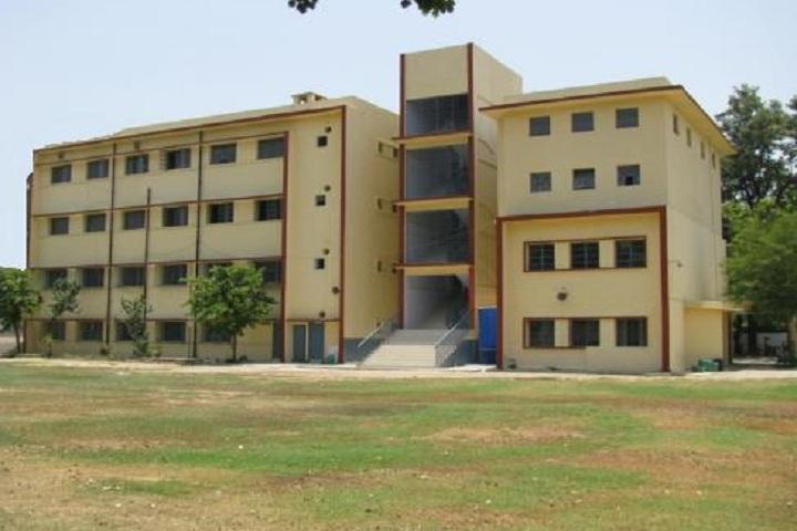 Delhi Kannada Senior Secondary School-Campus-View