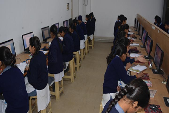 Delhi Kannada Senior Secondary School-IT-Lab