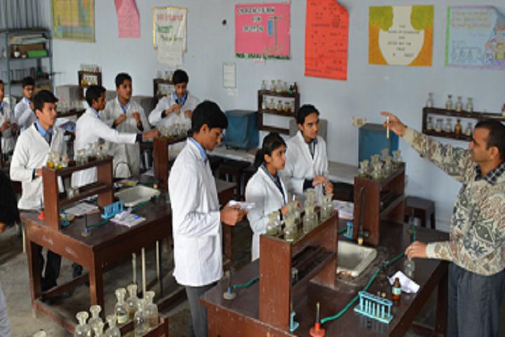 Delhi Kannada Senior Secondary School-Laboratory chemistry