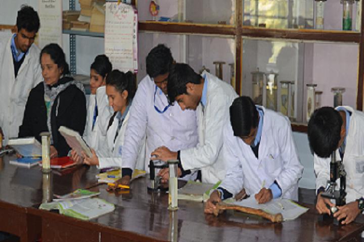 Delhi Kannada Senior Secondary School-Laboratory