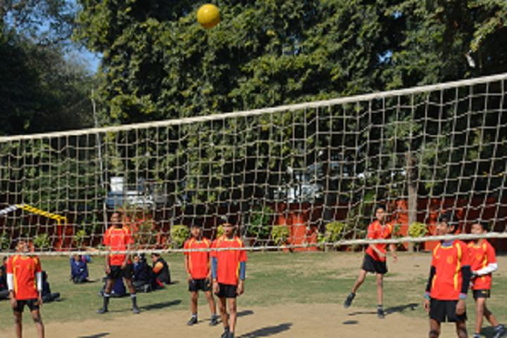 Delhi Kannada Senior Secondary School-Sports vollyball