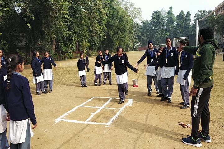 Delhi Kannada Senior Secondary School-Sports
